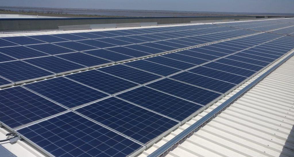 Sistema fotovoltaico autoconsumo STEF Group